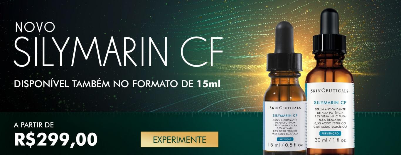 Conheça Silymarin CF 15ml